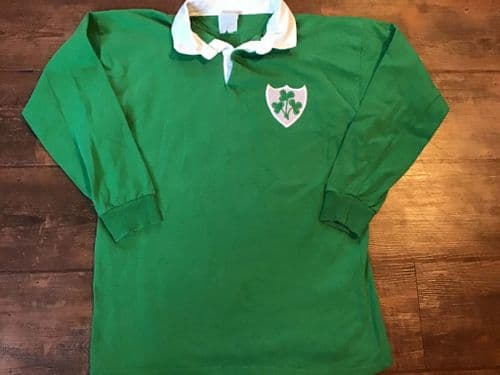 Classic Rugby Shirts   1992 Ireland Old Vintage Jerseys