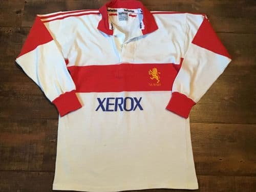 1993 1994 Transvaal Golden Lions Rugby Union Shirt Small