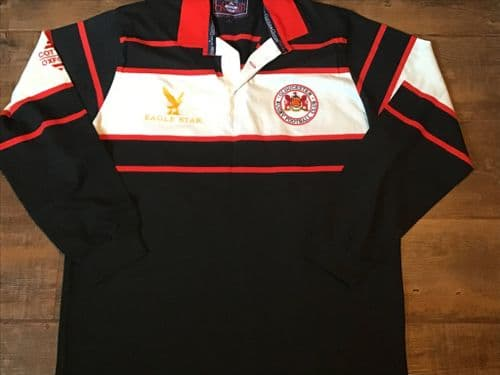 1995 1996 Gloucester Rugby Union Away Shirt Large