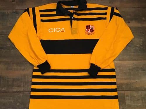 1995 1996 Orrell L/s Rugby Union Shirt Medium