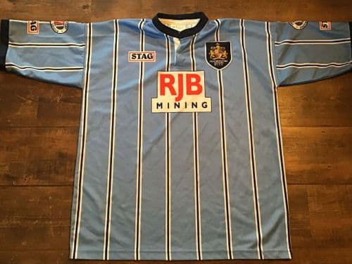 1996 Featherstone Rovers Rugby League Shirt XL