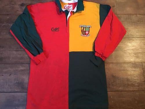 1996 Wales v Australia Rugby Union Shirt Medium