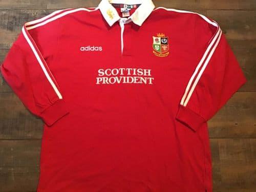 1997 British & Irish Lions Rugby Union Shirt Large