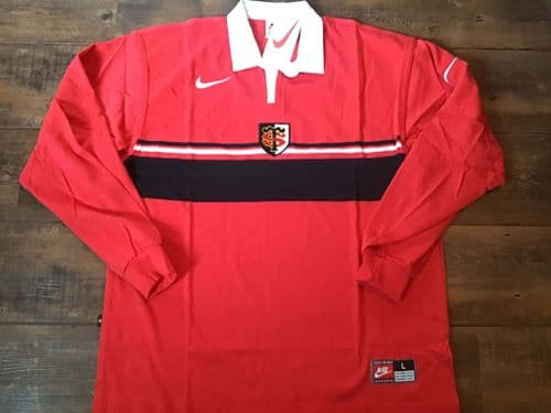 Old Rugby Shirts | 1998 Stade Toulousain Vintage Jerseys