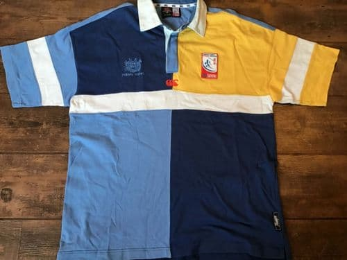 1999 2000 Hong Kong Rugby Sevens Shirt XL
