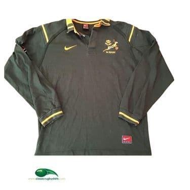 1999 2000 South Africa Rugby Union Shirt Medium