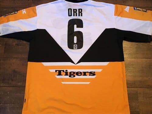 1999 Castleford Orr No 6 Rugby League Shirt Large