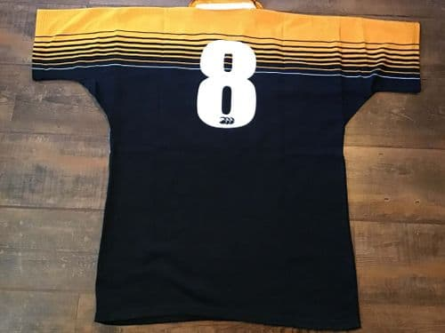2000s Boland Cavaliers No 8 Rugby Union Shirt Large