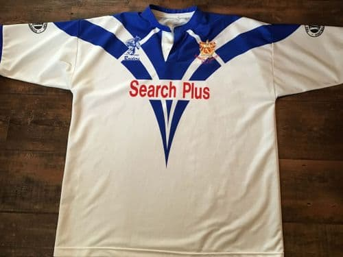 2001 Barrow Raiders Rugby League Shirt 2XL