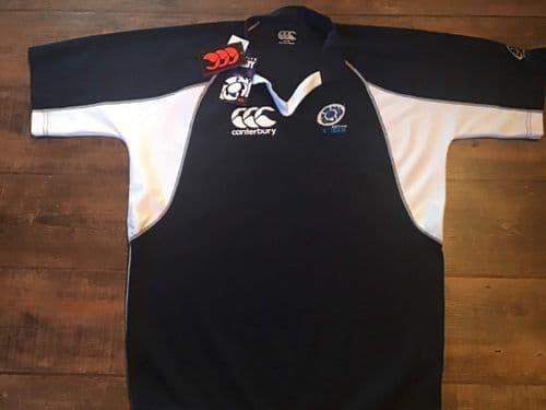"2003 2004 Scotland ""A"" BNWT New Player Rugby Union Shirt 3XL XXXL"