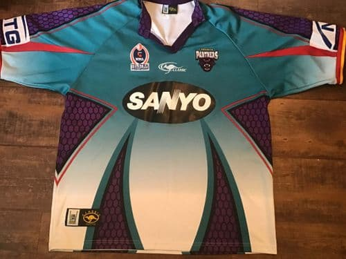 2003 Penrith Panthers Rugby League Shirt 2XL
