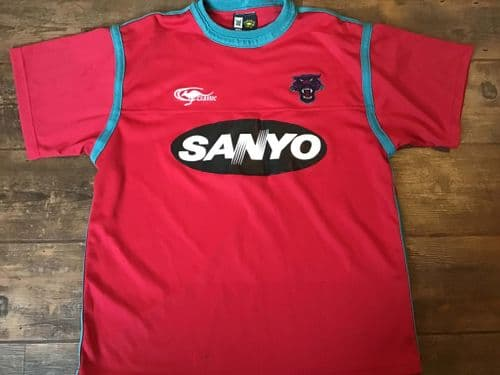 2003 Penrith Panthers Rugby League Training Shirt 2XL