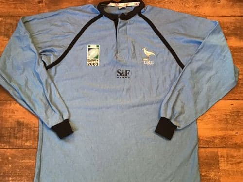 Classic Rugby Shirts   Vintage Old Uruguay 2003 Jerseys