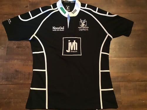 2004 2005 Neath & Swansea Ospreys Rugby Union Shirt 2XL