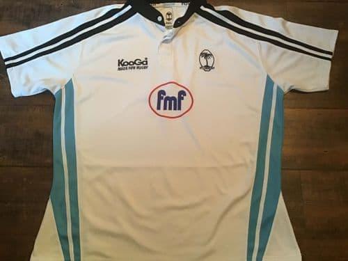 2005 2006 Fiji Rugby Union Shirt 3XL