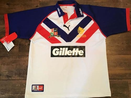2005 2006 Great Britain Rugby League Shirt Adults XL
