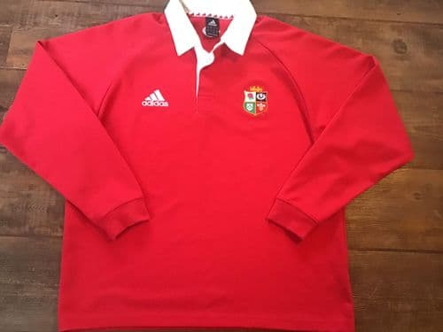 2005 British and Irish Lions Rugby Union Supporters Shirt Large