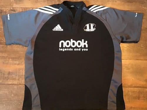 2005 Johan Lomu XV Nobok Challenge S/s Rugby Union Shirt 3XL XXXL New Zealand