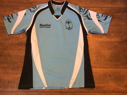 2006 2007 Fiji Rugby Union Shirt Small