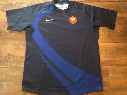 2007 2008 France Pro Rugby Union Shirt  Large