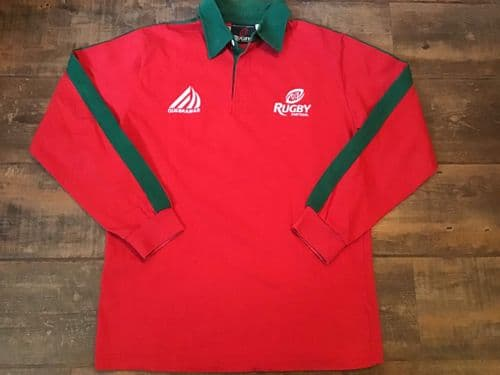 2007 2008 Portugal Rugby Union Shirt Medium