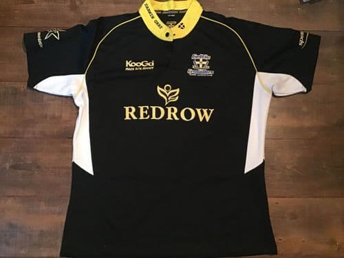 2007 Celtic Crusaders Rugby League Home Shirt 2XL