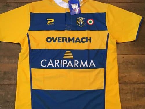 2008 2009 Parma Rugby Union Shirt BNWT New Adults 2XL XXL
