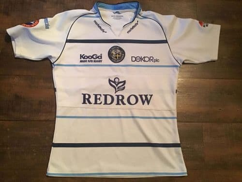 2008 Celtic Crusaders Rugby League Away Shirt Small Medium Bridgend