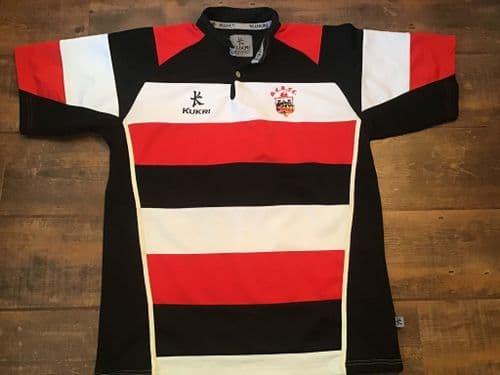 2008 Stirling County RFC Rugby Union Shirt XL