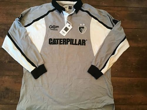 2009 2011 Leicester Tigers BNWT Rugby Union Training Shirt XL
