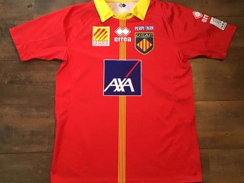 Classic Rugby Shirts | 2010 USA Perpignan Vintage Old Jerseys