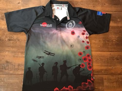 2012 2013 British Army Rugby Union Shirt Small