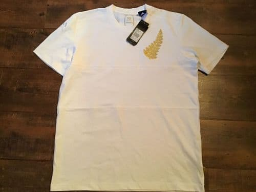 2014 2015 New Zealand BNWT Rugby Union Invincibles Legacy T Shirt XL