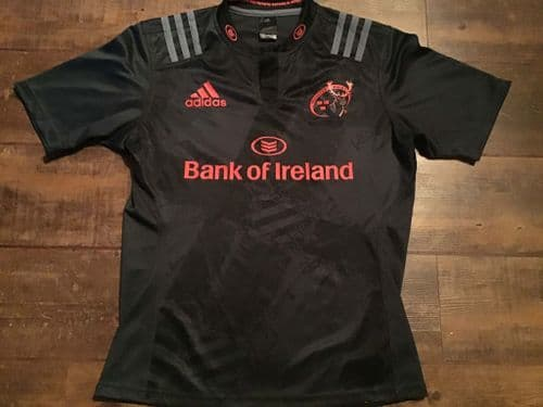 2015 2016 Munster Rugby Union Away Shirt Large
