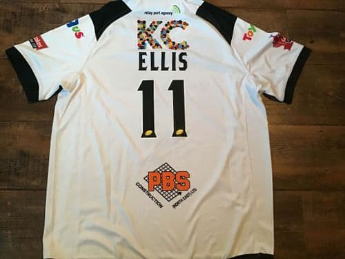2016 Hull FC Ellis Challenge Cup Final Rugby League Shirt XL