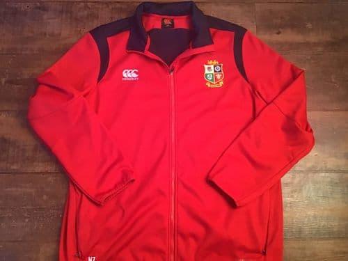 2017 British & Irish Lions Rugby Union Jacket 2XL XXL