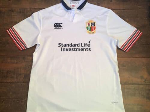 2017 British & Irish Lions Rugby Union Training Shirt 2XL XXL