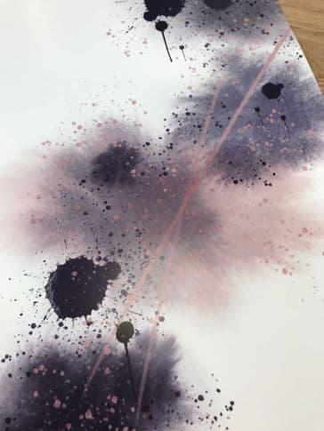 Abstract Design 3 (A3 print)