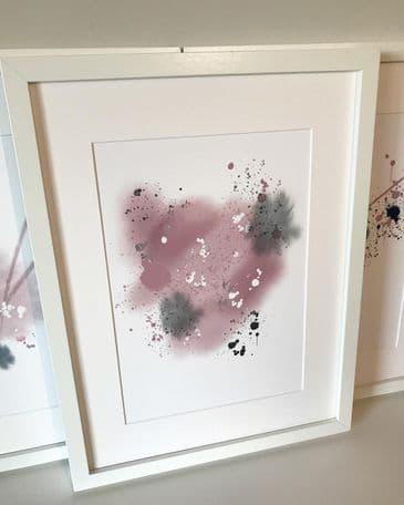 Abstract Design 6 (A3 print)