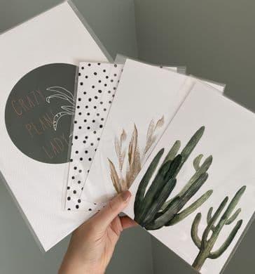 Greenery Bundle (4 prints)