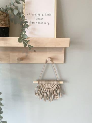 Linen Mini Hanger