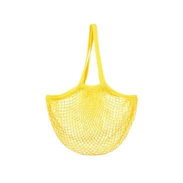 Yellow String Bag