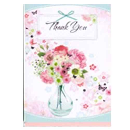 'Thank You' Card by Simon Elvin