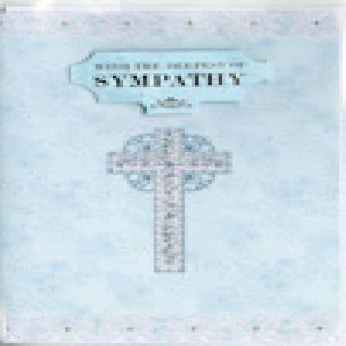 'With the deepest sympathy' Sympathy Card by Regent