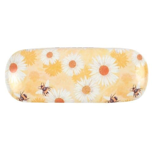 Bee and Daisy Glasses Case