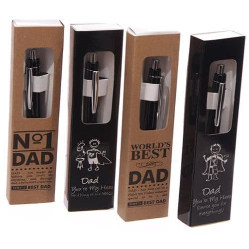 Best Dad Pen in a lovely design product box