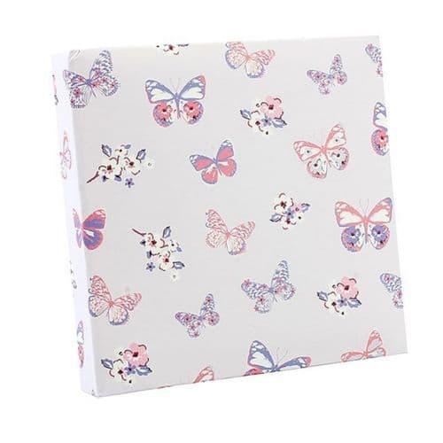 Butterfly Paradise Memo Pad Designed by Jennifer Rose