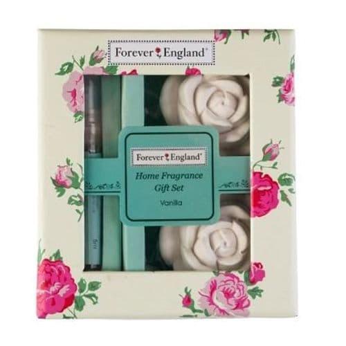 Forever England Melissa Rose Scented Fragrance Gift Set