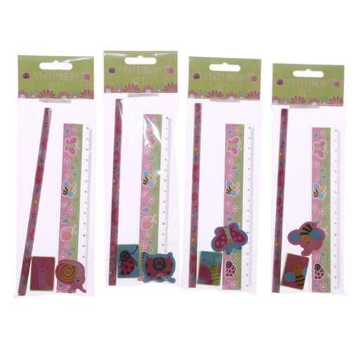 Garden Pencil Set