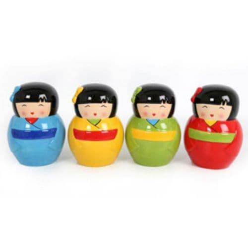 Geisha Girl Money Box